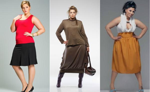 Юбки Для Полных Женщин Доставка