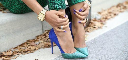 туфли лодочки на шпильке фото