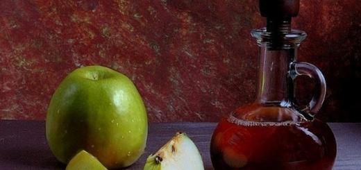 яблочный уксус от варикоза на ногах