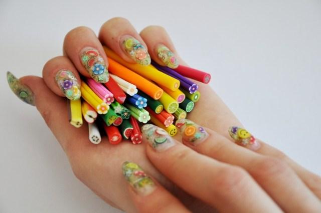 фимо для ногтей как пользоваться