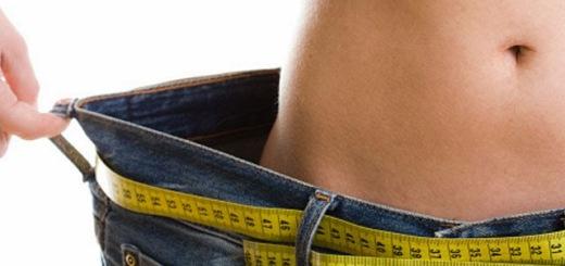 яблочный уксус для похудения живота