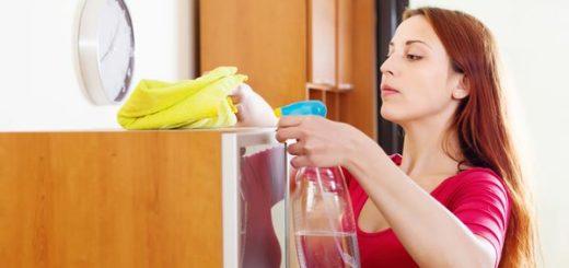 чистка мебели в домашних условиях содой