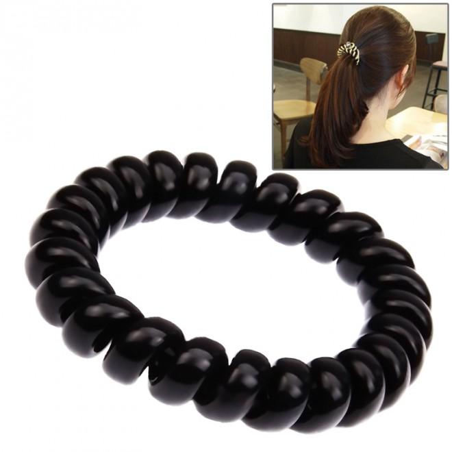 Как сделать резинки для волос спираль