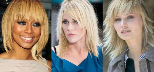 модные стрижки 2016 на средние волосы фото