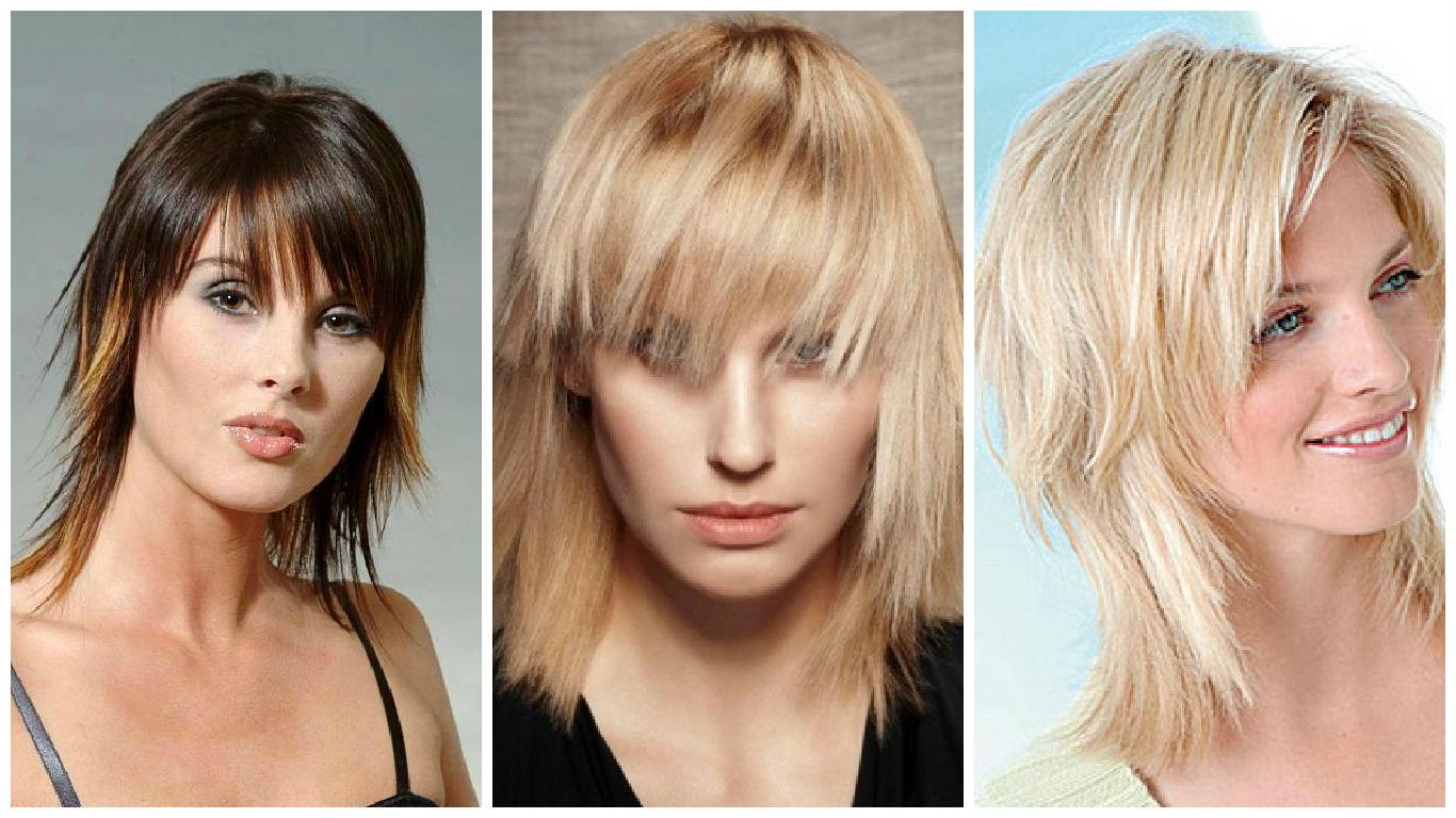 Стрижки на средние волосы для женщин фото 2016 фото
