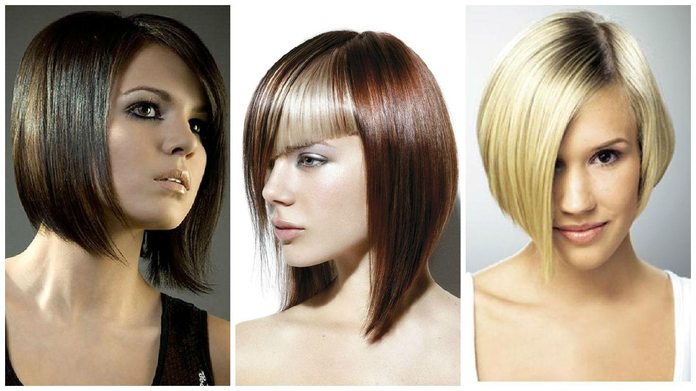 Стрижке и прически на средние волосы фото