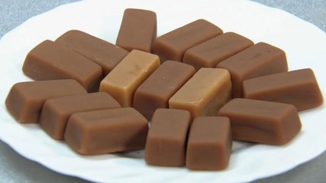 конфеты коровка в домашних условиях рецепт