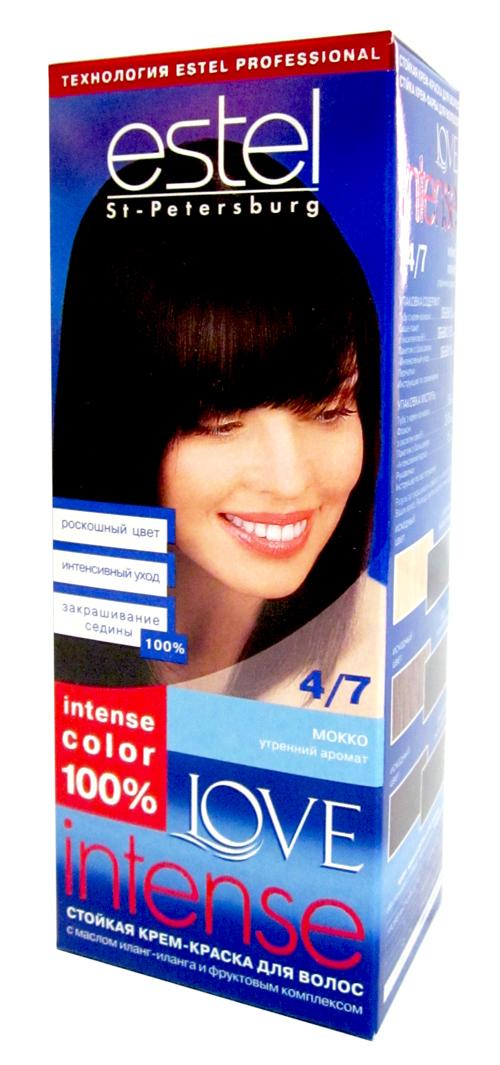 Мокко эстель цвет волос фото
