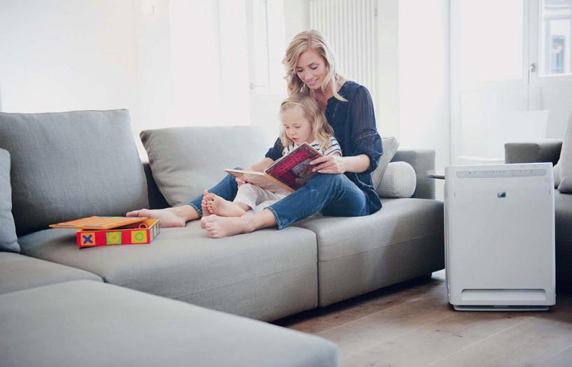 очиститель воздуха от пыли для дома