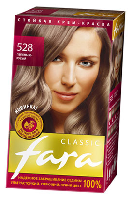Какую выбрать краску для волос цвет пепельный русый