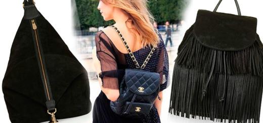 модные рюкзаки 2015 для девушек фото