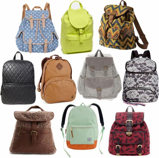 6721ff6d7847 Модные рюкзаки 2015 для девушек (Фото)   Феломена