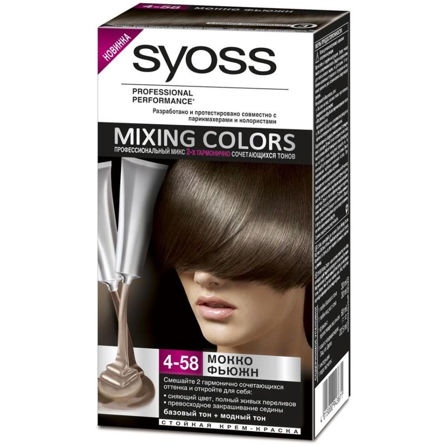 Цвет краски мокко для волос