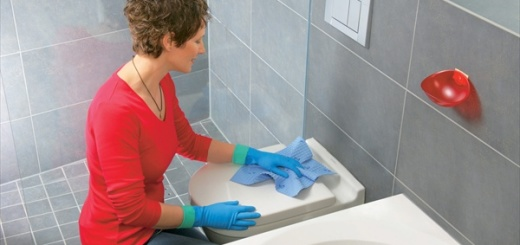 как прочистить унитаз в домашних условиях
