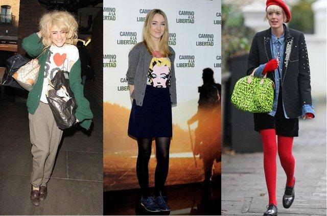 с чем носить лаковые ботинки женские фото