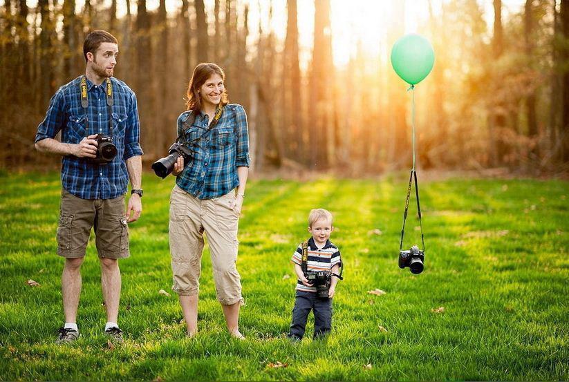 как выбрать фотоаппарат для семьи