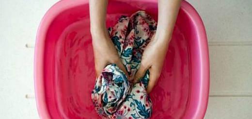 как отстирать плесень с ткани