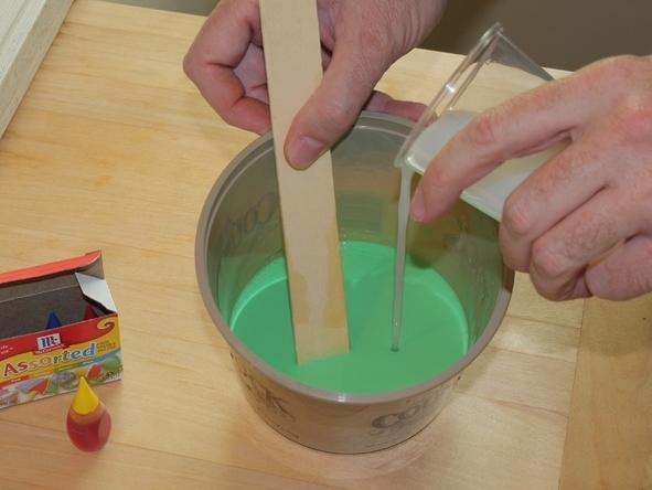 Как сделать лизуна из крахмала и воды без клея