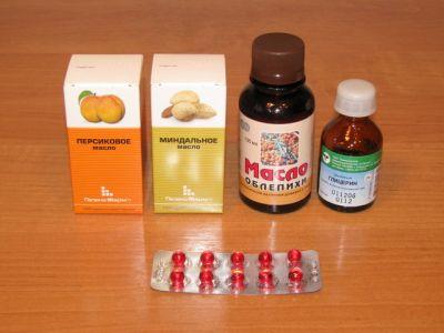 Витамины а и е маски для лица в домашних условиях