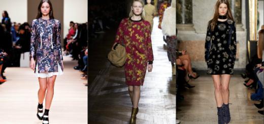 модные платья 2016 года фото