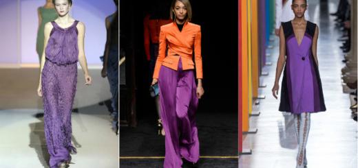 модные цвета одежды в 2016 году