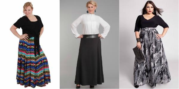 Красивые юбки для женщин длинные