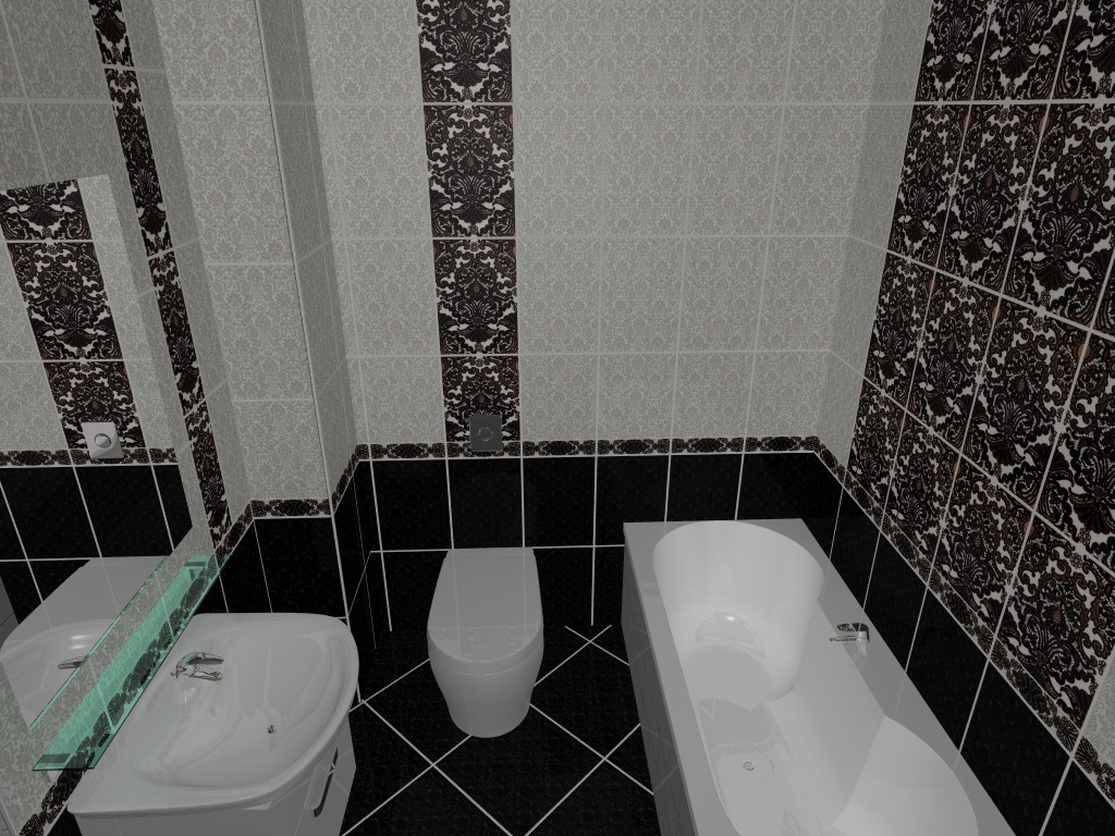Ванная комната фото керамин