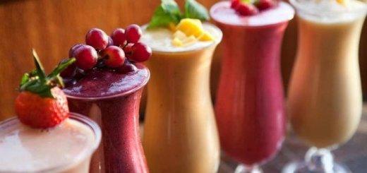 рецепты смузи для блендера для похудения