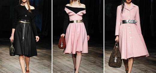стиль 60-х годов в одежде женщины фото