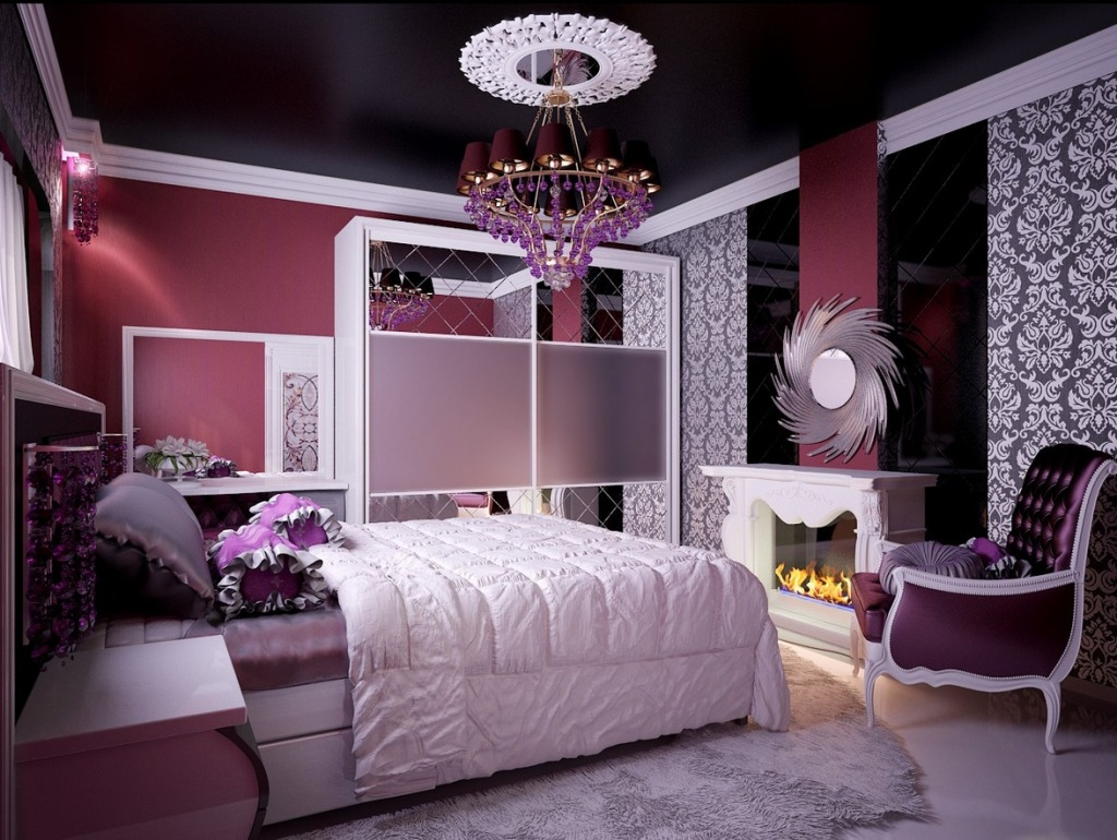 Стильные комнаты фото