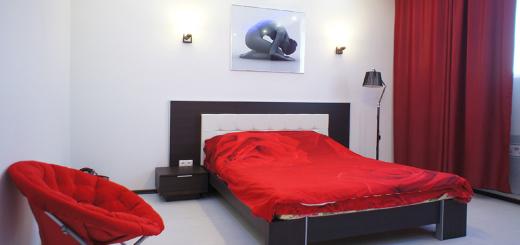 дизайн маленькой спальни 9 кв.м фото