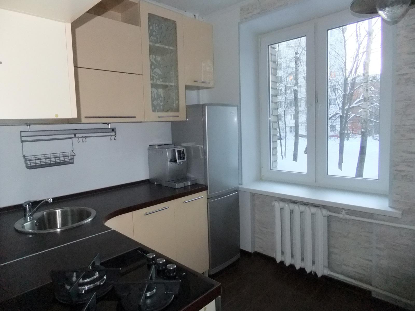 кухня 8 м2 фото