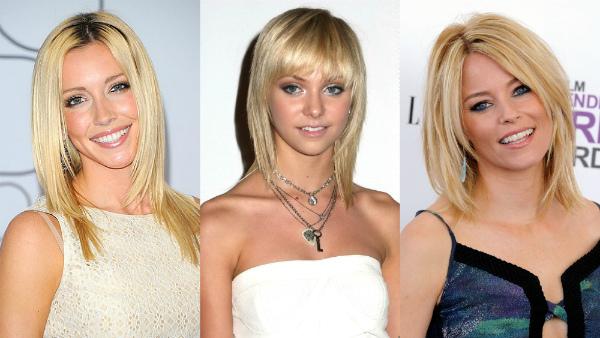 стрижка для тонких и редких волос фото