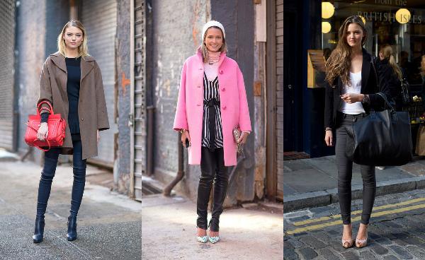 уличная мода 2016 года фото в женской одежде