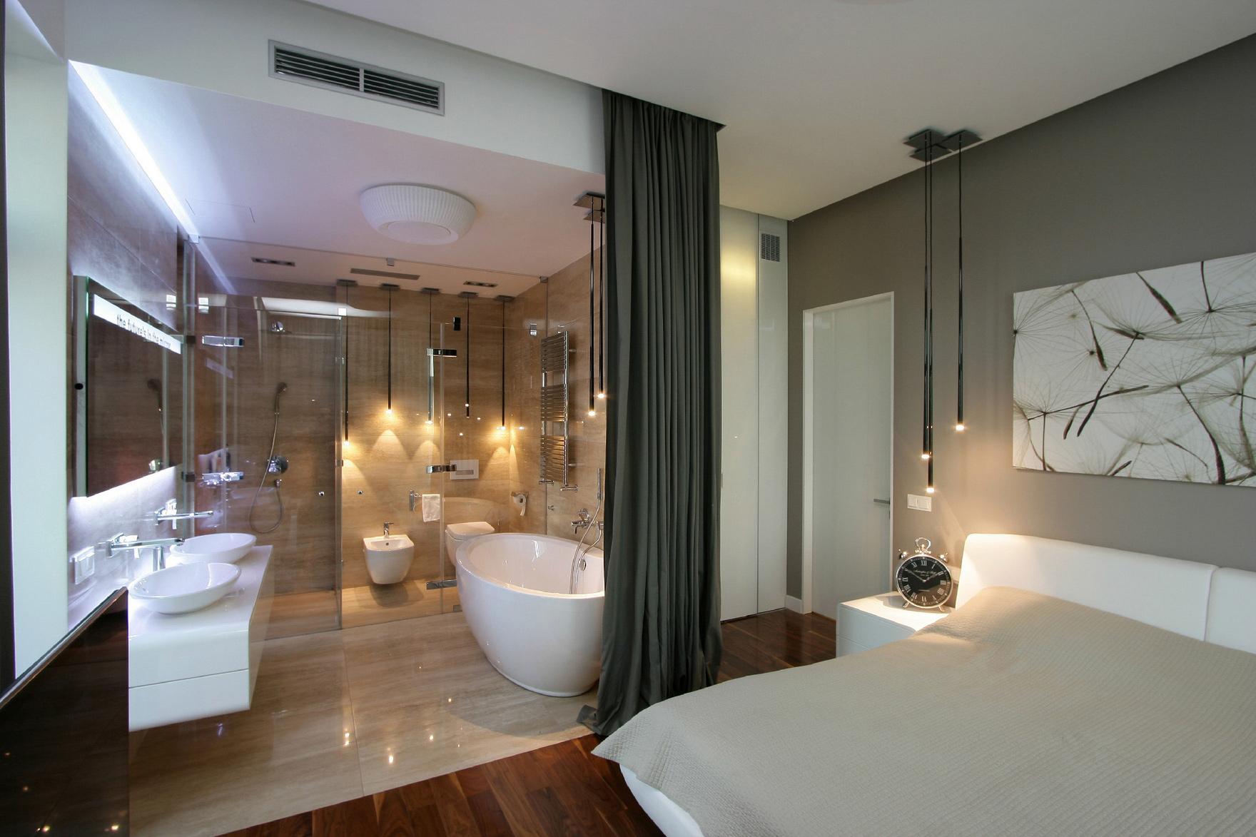 Фото ванных комнат дизайн однокомнатных квартир в