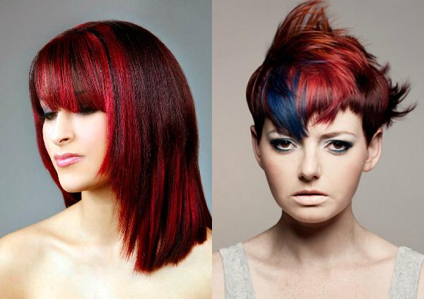 Покраска волос в стиле «Гранж»: как выполнить такое окрашивание?