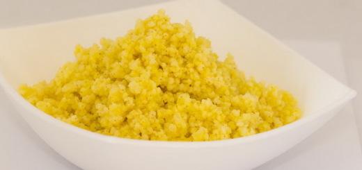 как варить пшеничную кашу на воде рассыпчатую