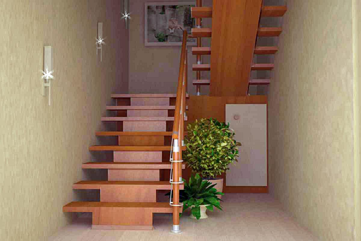 Фото лестниц на второй этаж в частном
