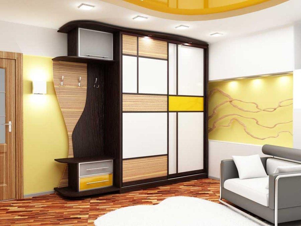 Шкафы в прихожию фото