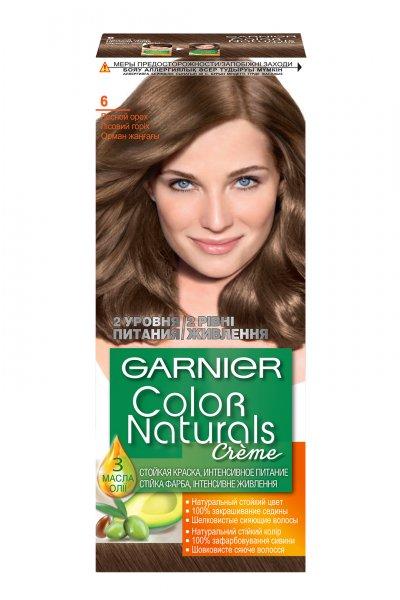 Темный орех цвет краска для волос