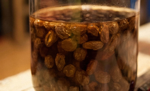 Квас с берёзового сока в домашних условиях