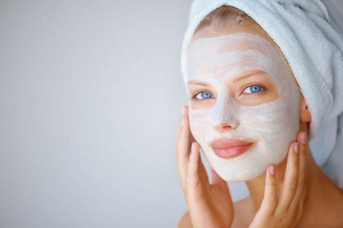 маски для лица из крахмала от морщин вместо ботокса