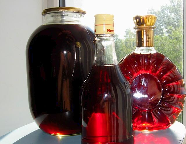 наливка из сливы в домашних условиях рецепт без водки