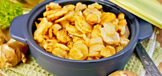 топинамбур рецепты приготовления при сахарном диабете