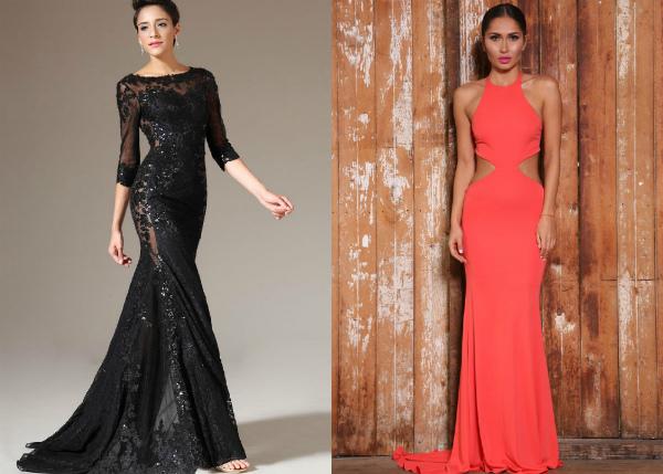 Дизайн платьев вечерних платьев