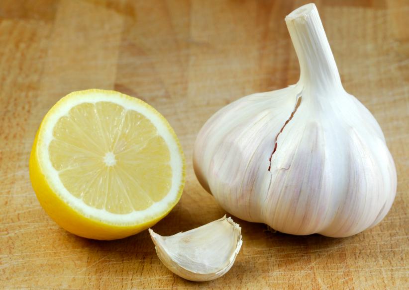 Средство от молочницы лимон чеснок