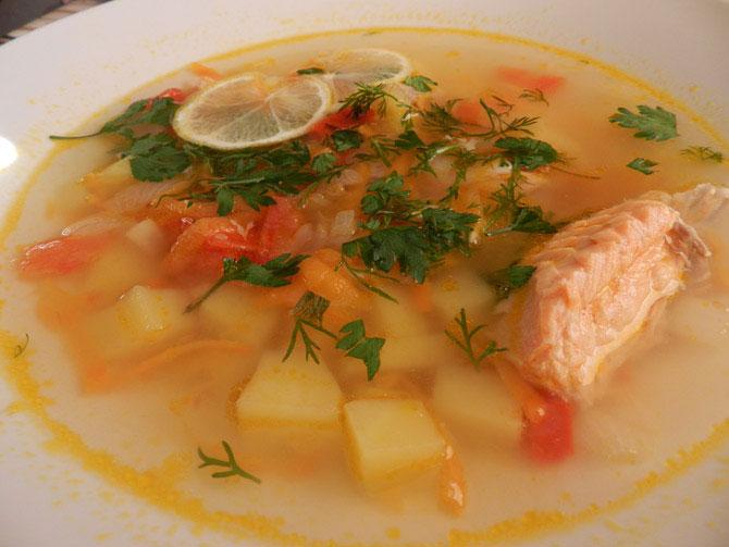 рецепт красной рыбы в духовке пошаговый рецепт