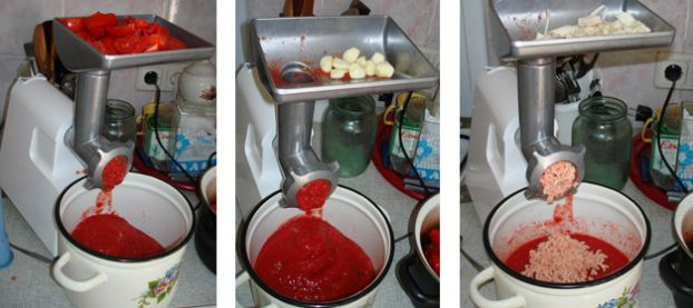 хреновина рецепт приготовления классический с уксусом