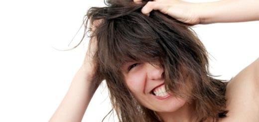 прыщи на голове в волосах у женщин причины лечение