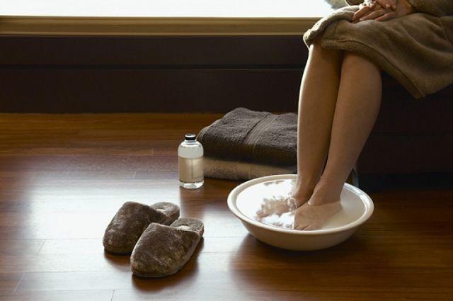 лечение пяточной шпоры народными средствами в домашних условиях